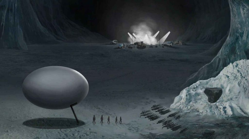 Anshar_egg_shaped_craft_in_Antarctica