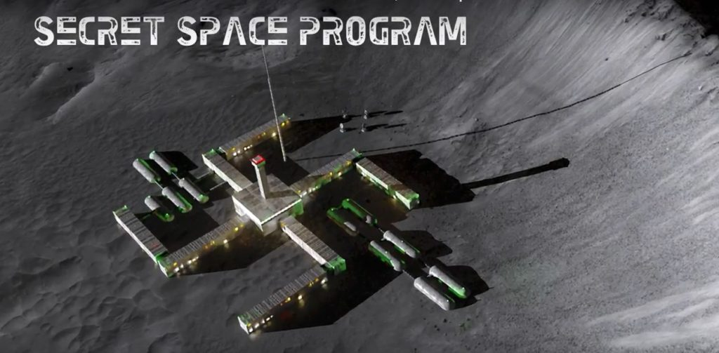 SecretSpaceProgram